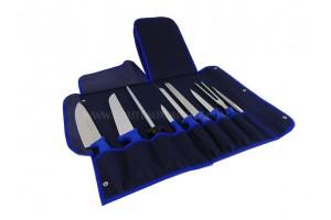 Mallette de Chef Valgobbia 17 couteaux et accessoires