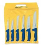 Pochette de 6 couteaux de boucher DICK ERGOGRIP acier NSF