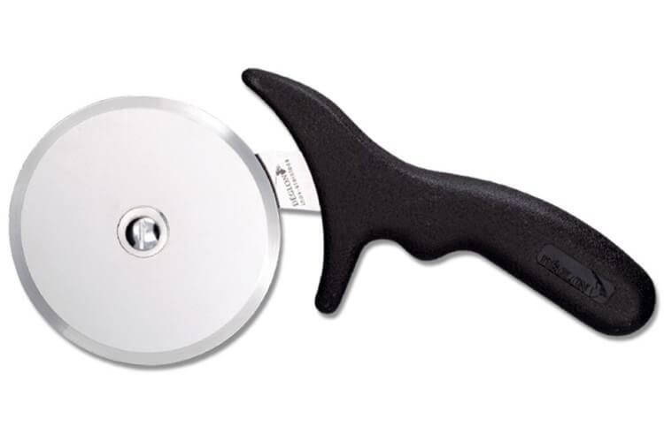 Roulette à pizza Deglon 10cm inox manche PP noir