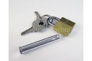 Kit de fermeture à clé pour mallettes Bargoin