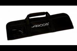 Trousse vide pour 4 couteaux et ustensiles de cuisine Arcos 46 x 28cm