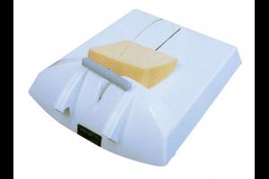 Trancheuse à fromage professionnelle avec fil flottant en inox