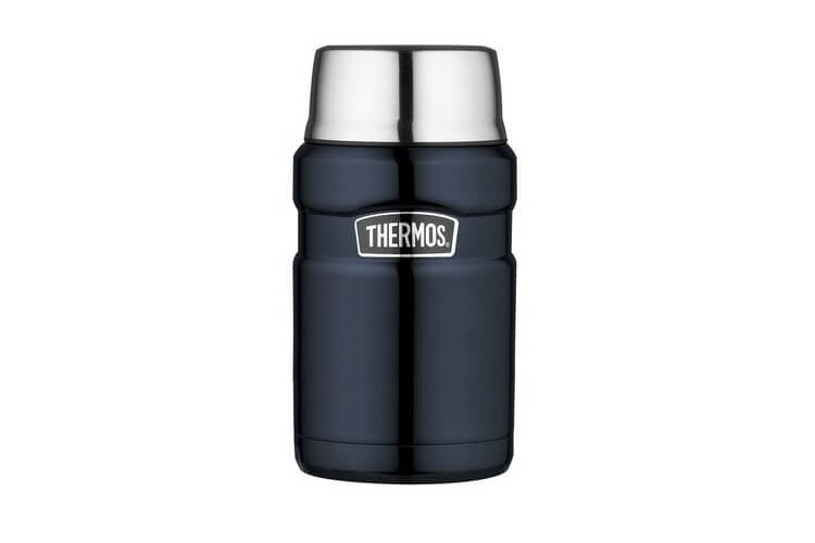 Lunch box Thermos® King tout inox double paroi - 0.71L