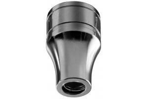Réducteur Ø 6mm pour entonnoir à fondant automatique tout inox