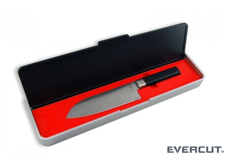 Couteau Evercut Santuko sans affûtage lame 17 cm