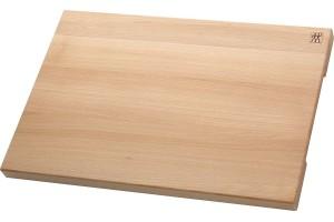Planche à découper Zwilling bois de hêtre massif 60x40cm