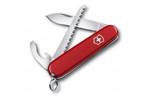 Couteau suisse Victorinox Walker rouge 84mm 9 fonctions