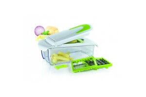 Coupe-légumes multi-fonctions Table&Cook avec bac et grilles