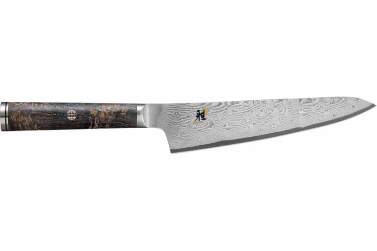 Couteau japonais Shotoh Miyabi 5000MCD67 13cm 132 couches de damas