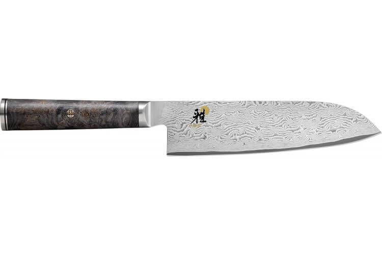 Couteaux Japonais Santoku Miyabi 5000mcd67 18cm