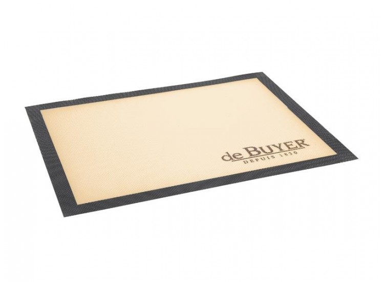 Tapis de cuisson De Buyer en silicone anti-adhérent 40 x 30 cm