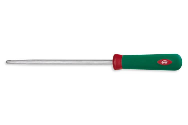 Fusil à aiguiser professionnel Sanelli Premana mèche ronde 22cm