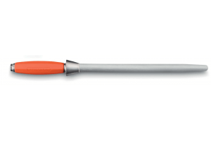Fusil à aiguiser FISCHER Spécial industrie agro-alimentaire mèche ovale 30cm taillage extra-fin