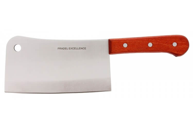 Feuille de boucher Pradel Excellence 22cm 970g