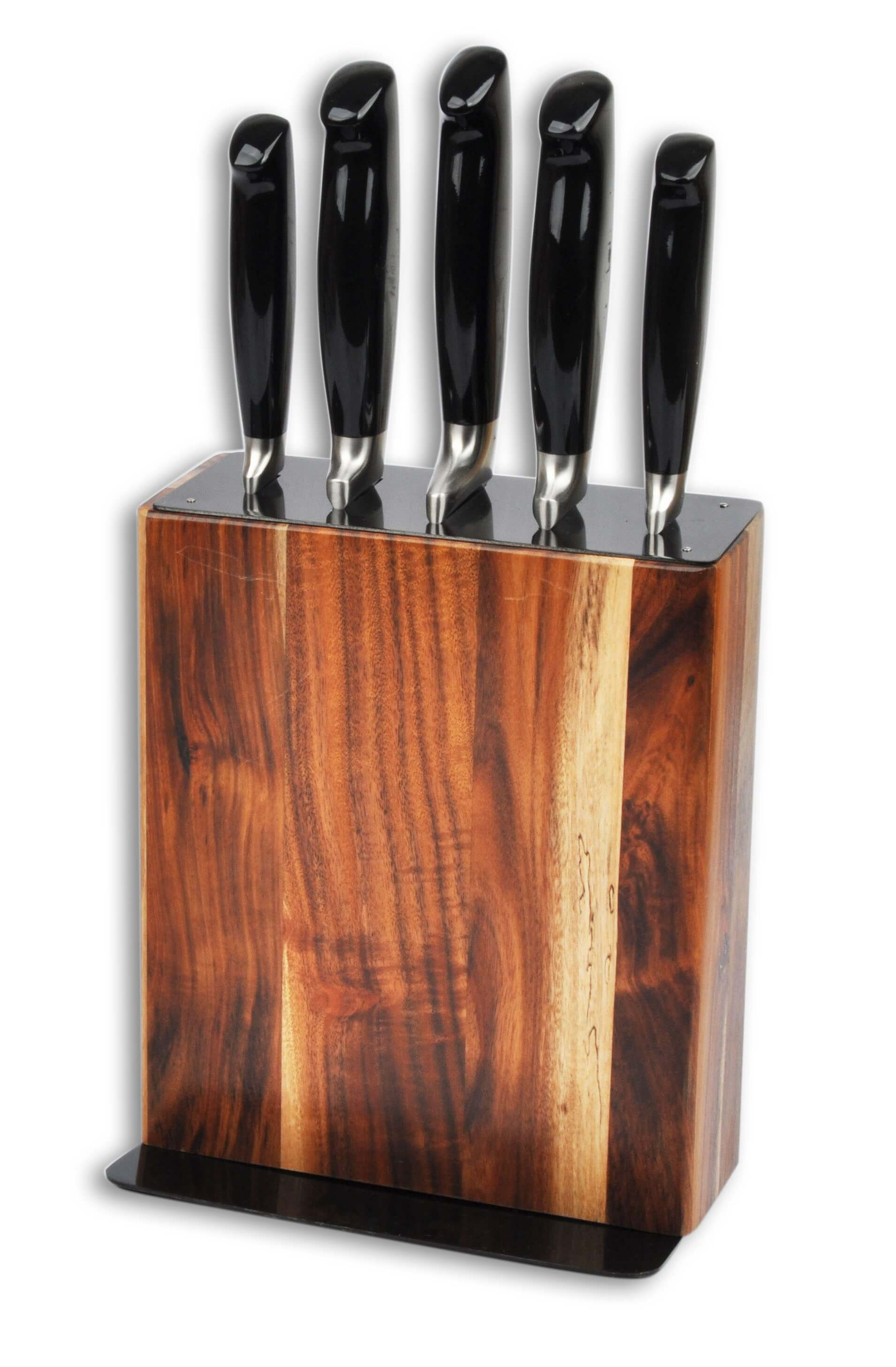 Bloc Couteaux Sabatier International 5 Pieces