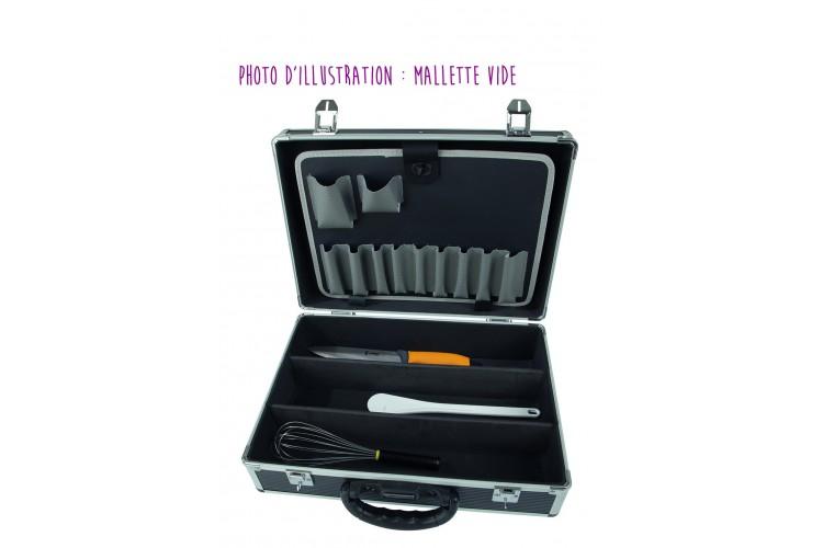 Mallette Professionnel Vide Matfer 25 Places