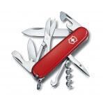 Couteau suisse Victorinox 10 pieces CLIMBER rouge