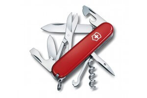 Couteau suisse Victorinox Climber rouge 91mm 14 fonctions