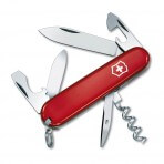 Couteau suisse Victorinox 8 pieces SPARTAN rouge