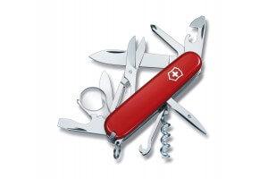 Couteau suisse Victorinox Explorer rouge 91mm 16 fonctions