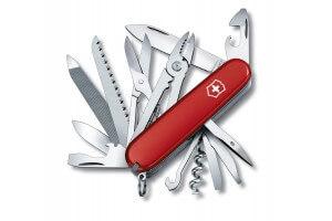 Couteau suisse Victorinox Handyman rouge 91mm 24 fonctions