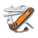 Couteau suisse Victorinox Hunter XT bi-matière orange 111mm 6 fonctions