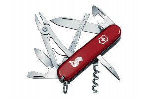 Couteau suisse Victorinox Angler rouge 91mm 19 fonctions