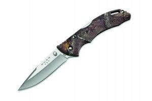 Couteau pliant BUCK BANTAM 0285CMS18 manche camo Realtree® 11cm