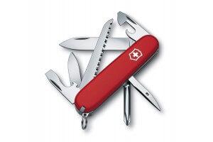Couteau suisse Victorinox Hiker rouge 91mm 13 fonctions