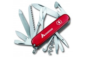 Couteau suisse Victorinox Ranger camping rouge 91mm 22 fonctions