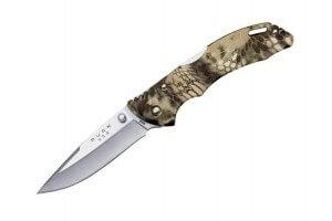 Couteau pliant BUCK BANTAM 0285CMS26 Kryptek Highlander 11cm