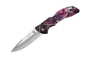 Couteau pliant BUCK BANTAM 0285CMS31 Muddy Girl 11cm