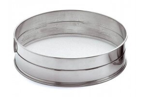 Tamis professionnel Matfer acier inox 40cm - maille inox 1.28mm