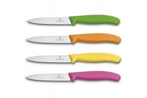 Boîte de 20 couteaux d'office lame 10cm Victorinox SwissClassic