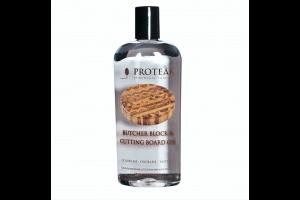 Huile minérale Proteak pour l'entretien des planches à découper - 35 cl