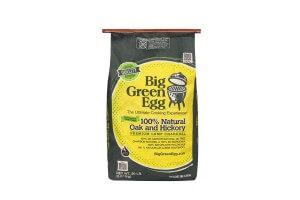 Sac de charbon de bois organique pour barbecue Big Green Egg - 9kg