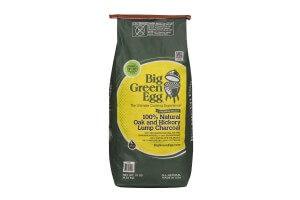 Sac de charbon de bois organique pour barbecue Big Green Egg - 4.5kg