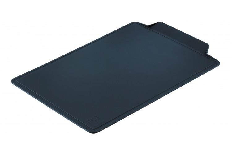 Planche à découper flexible Kuhn Rikon COLORI+ Classic noir 24x34.5cm