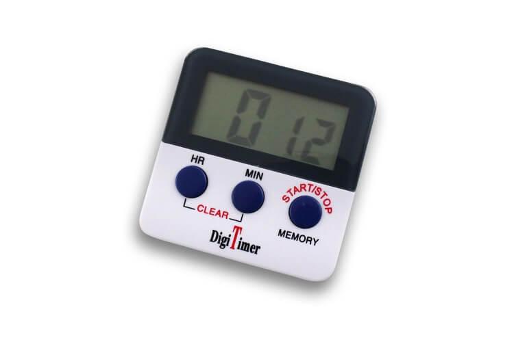 Minuteur chronomètre aimanté Alla France heure/minute