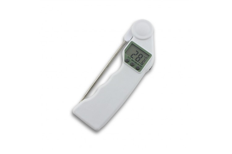 Thermomètre digital -50 +300°C Alla France avec sonde rotative