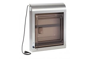 Armoire de décontamination Matfer pour matériel professionnel barre aimantée - 10 places