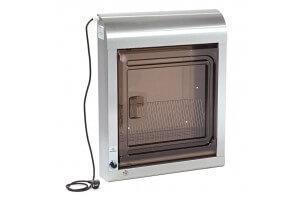 Armoire de décontamination Matfer pour matériel professionnel panier inox - 20 places