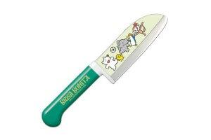 Couteau de cuisine Brisa Bonita manche vert lame 11,5cm Tojiro