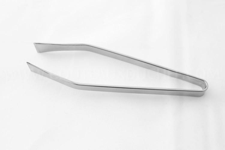 Pince à arêtes japonaise fine et professionnelle acier inox 12cm