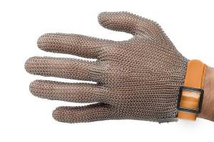Gant de protection Niroflex en cotte de maille inox - Taille XL