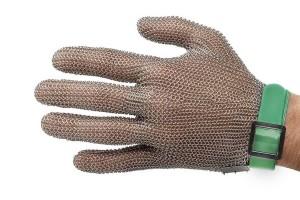 Gant de protection Niroflex en cotte de maille inox - Taille XS