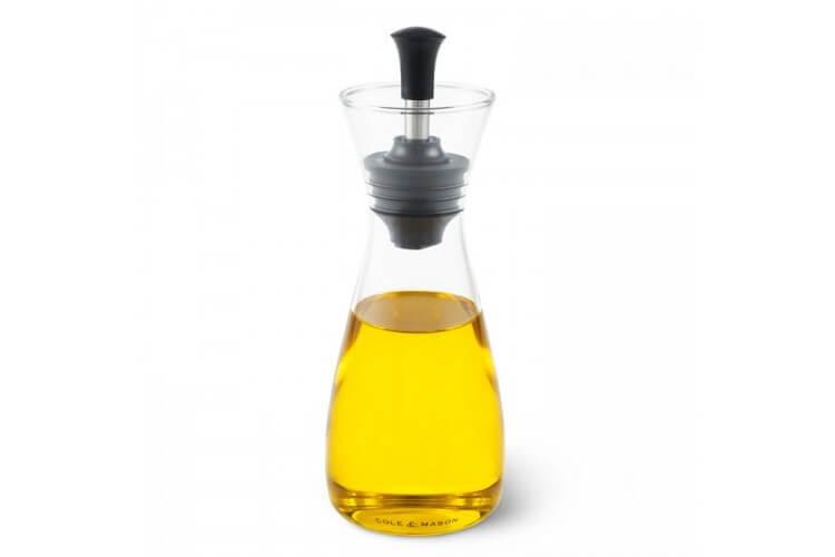 Huilier/vinaigrier Cole & Mason Classic en verre