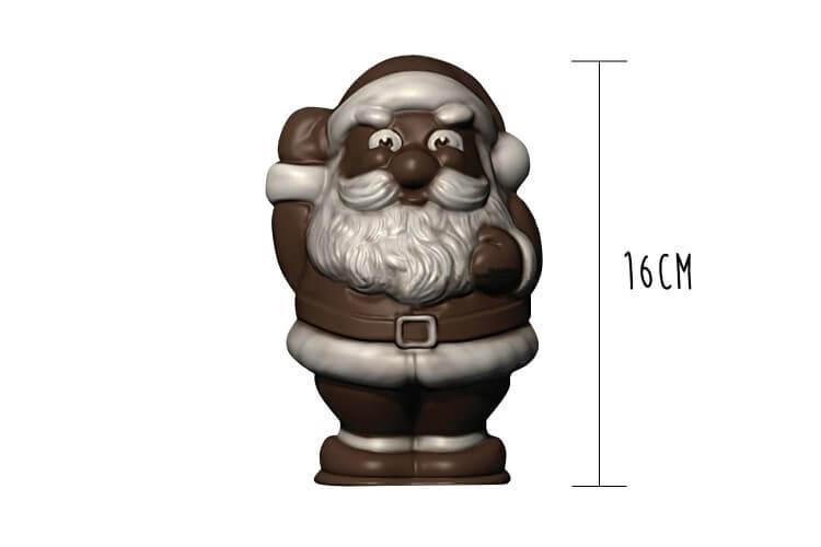 Moule à chocolat Père Noël