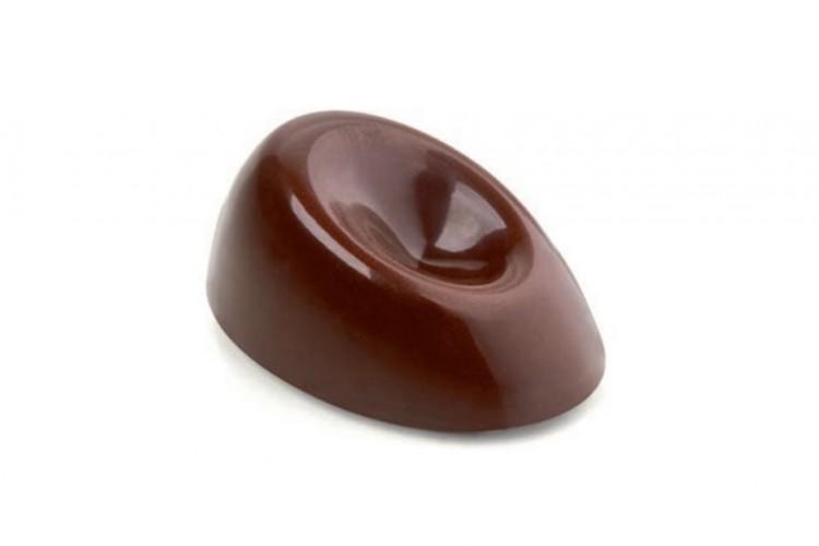 Moule à chocolats ovales 21 pièces de 10g