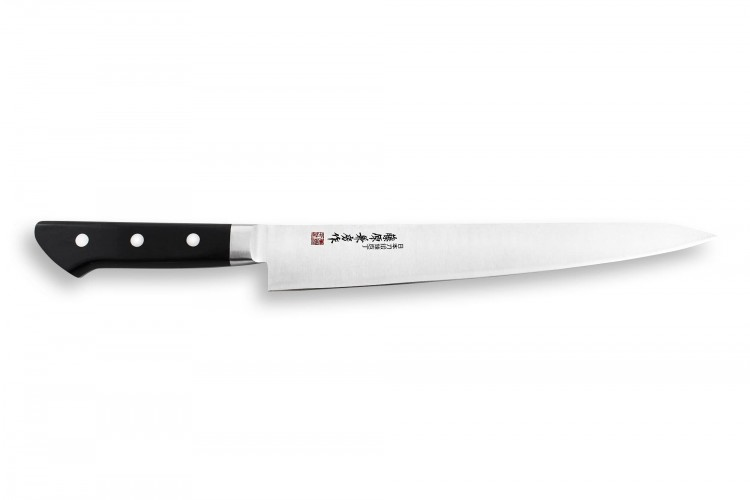 Couteau sujihiki japonais Fujiwara AUS-8